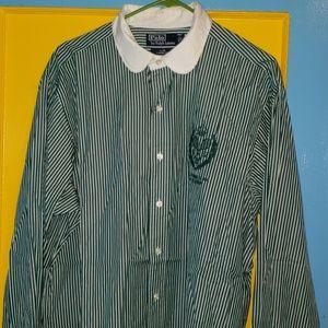 Polo Ralph Lauren  button up shirt Tennis Club